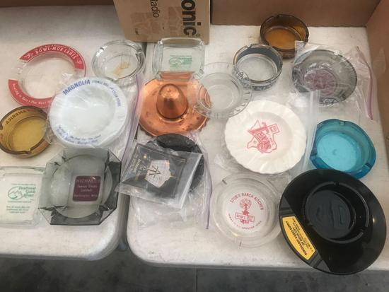 Ashtray Collection