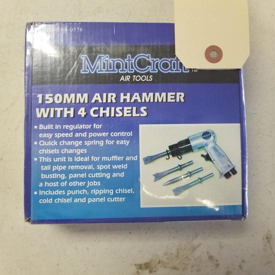 MINTCRAFT AIR HAMMER/CHISEL KIT