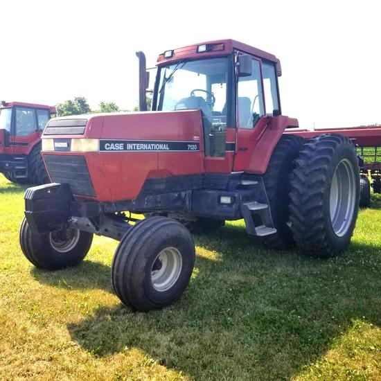 1990 Case-IH Magnum 7120 2wd Tractor