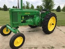 1952 John Deere G Tractor
