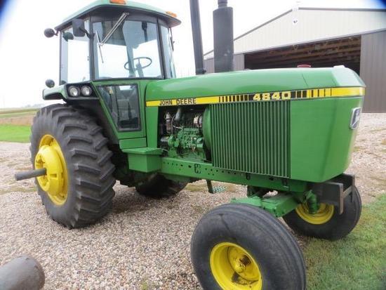 1978 John Deere 4840 Tractor