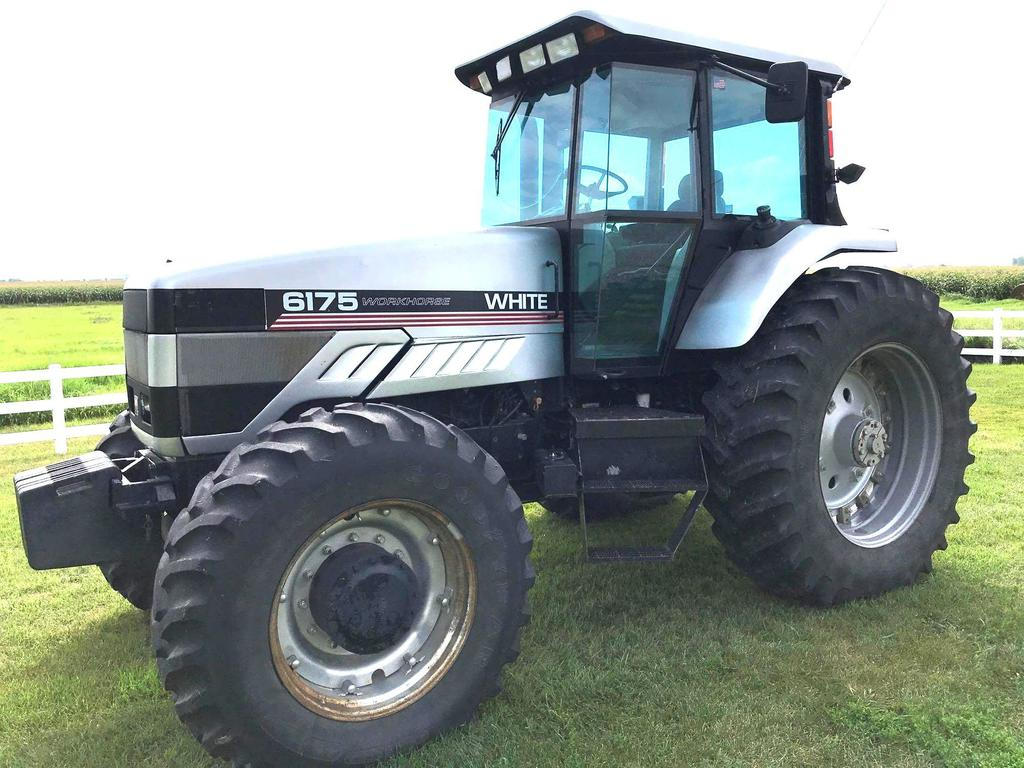 1993 WFE 6175 MFD Tractor