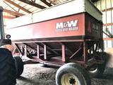 M&W 400 bu. Gravity Box & Gear