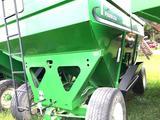 2012 Parker 505 Gravity Wagon
