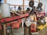 C-IH 1820 12x30 Row Crop Cultivator Flat Fold