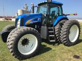 2004 New Holland TG285 MFD Super Steer Tractor
