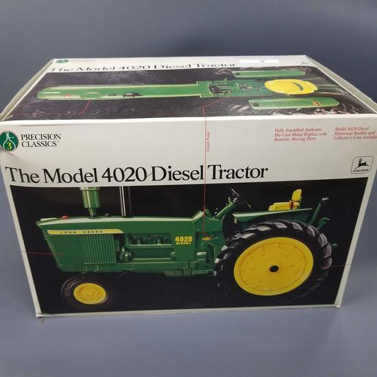 "PRECISON CLASSIC JOHN DEERE MODEL ""4020"" DIESEL TRACTOR"