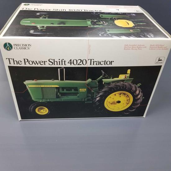 "PRECISION CLASSIC JOHN DEERE MODEL ""POWERSHIFT 4020"" TRACTOR"