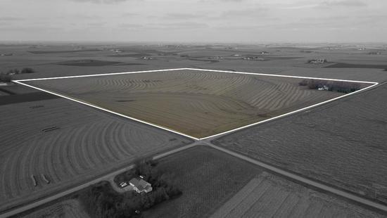157.12 Acre Tract of Farmland