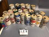 Assortment Schlitz, Red Dog, Robin Hood, Reading, Rheingold, Olympia, Pabst, Schaefer