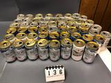 Assortment Gold Label, Black Label, Buckhorn, Blatz, Brown Derby, Busch, Busch Light