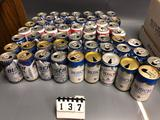 Assortment Busch,Busch Light, Budweiser inc. Nascar and Olympic
