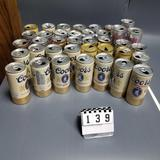 Assortment Coors, Coors Light, Coors Cutter,