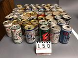 Assortment Schlitz, Schaefer, Sharps, Stag, Silver Thunder, Sportz, Steinbrau