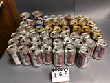 Assortment inc. Fosters, Coors, Michelob, Miller