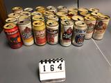 Assortment inc . Strohs, Schmidts,SGA, Stag, Steinbrau, Scotch Buy, Shiner, Storz, Sharp