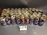 Assortment inc. Old Style, Coors Golden,