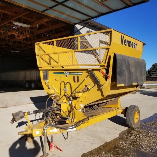 Vermeer BP 7000 Bale Processor