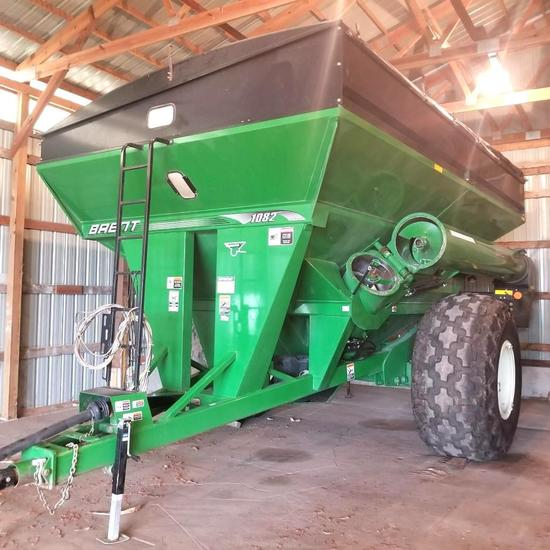 Brent 1082 Grain Cart