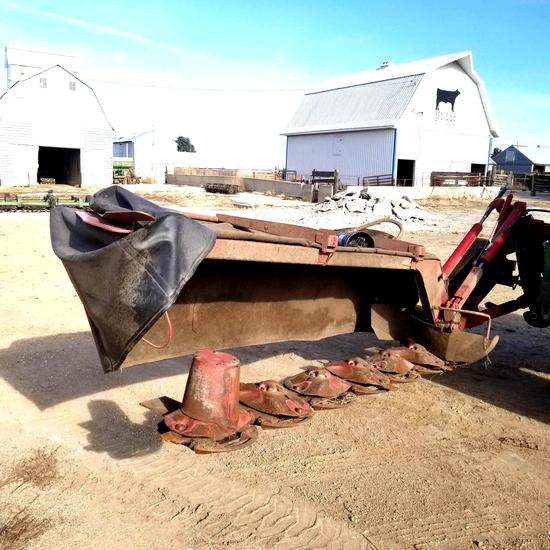New Holland 6740 Disc Mower 3 Point Mounted 540 Pto