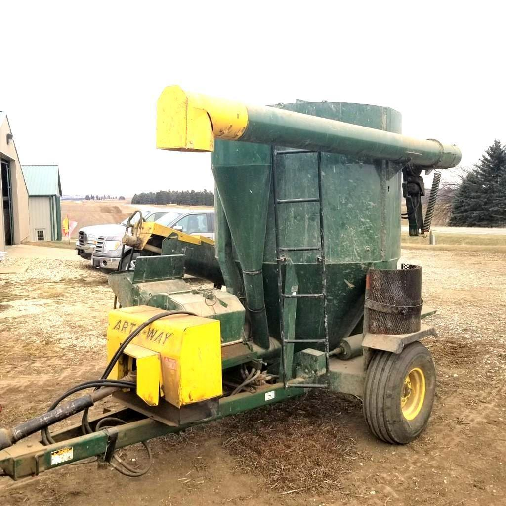 Artsway 475 Portable Grinder Mixer Always Shedded with Low use