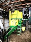 Top Air TA2400 Pull Sprayer w/Tracks 90-120' Boom
