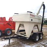 Friesen 220 Seed Tender / Trailer