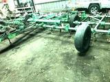 Deutz-Allis 1200 Pull Type Field Cultivator, 21' Hydraulic Fold w/4 bar Wilrich mulcher