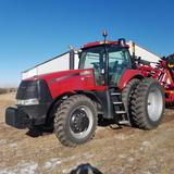 2008 Case IH Magnum 215 MFD Powershift Tractor 886 Hours !!!