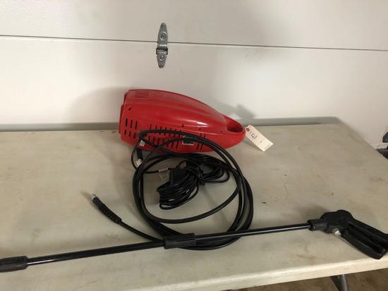 Tornado electric 1000psi water pressure washer w/ nozzle, NO SHIPPING!
