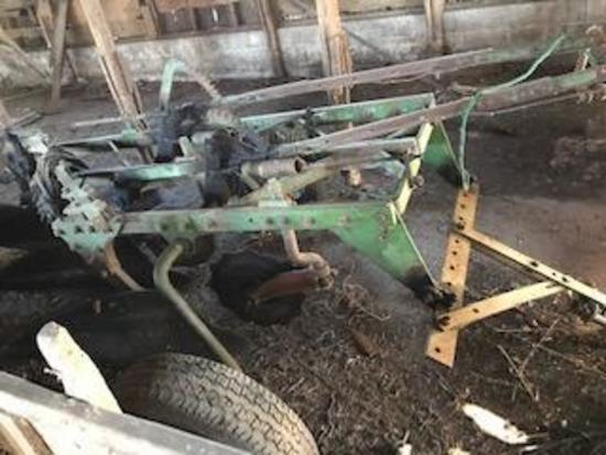 John Deere 55A-B-H 3b Pull Plow