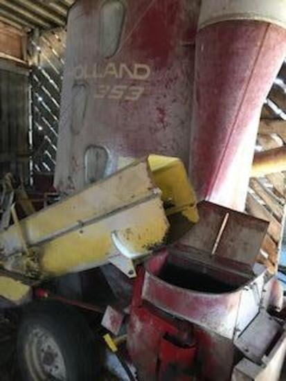 New Holland 353 Grinder/Mixer