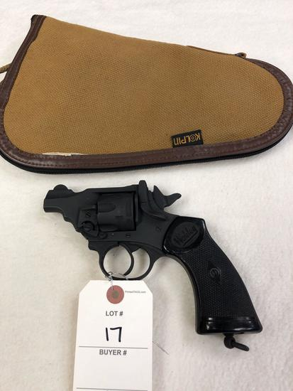 Webley WWII Revolver 2'' Barrel.