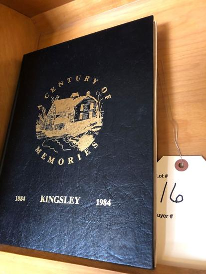 A Century of Memories, Kingsley, IA