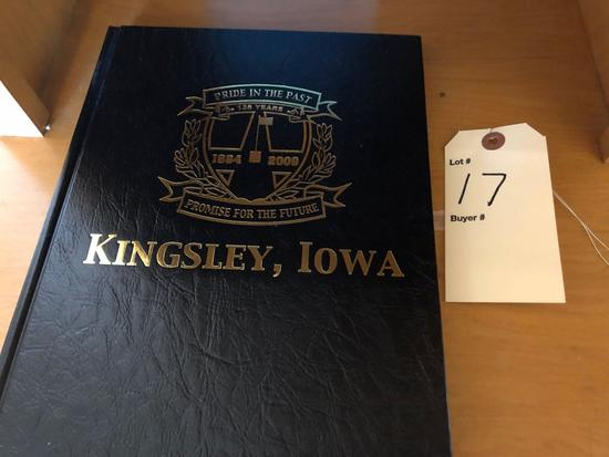 Pride in the Past-Promise for the Future, Kingsley, IA
