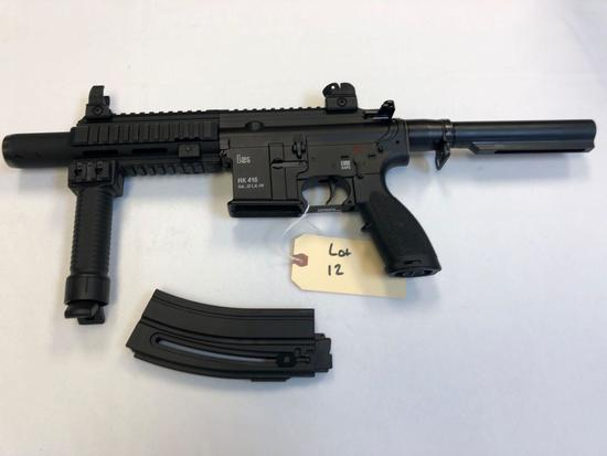 HK 416 .22 cal.
