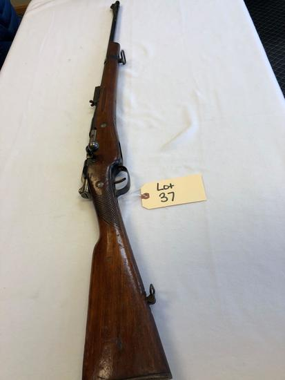 Remington MLE 1907-15, no mag.