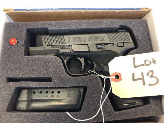 Honor Defense LLC Honor Guard, 9 x 19 pistol