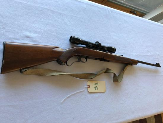 Winchester 88 Lever Action, .243 22'' bbl