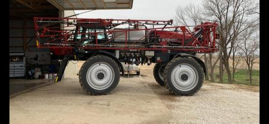 2012 Case-IH Patriot 3330 Self Propelled Sprayer