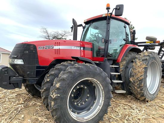2005 Case-IH MX 285 MFWD Tractor
