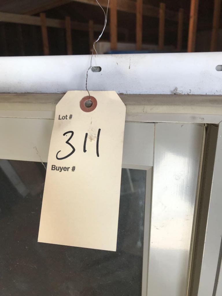 4' x 4' Jeld Wen window
