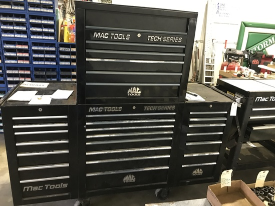 Snap on, Mac & other Tool Estate