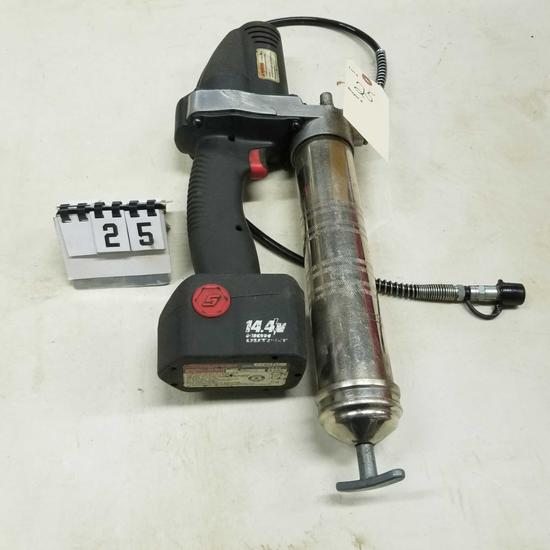 SNAP ON 14v Power Grease Gun