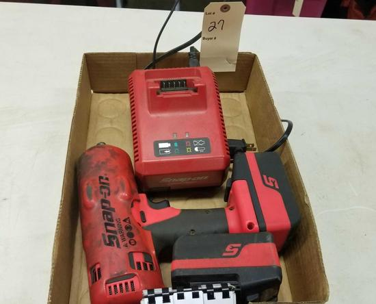 """SNAP ON 1/2"""" Impact Driver"""