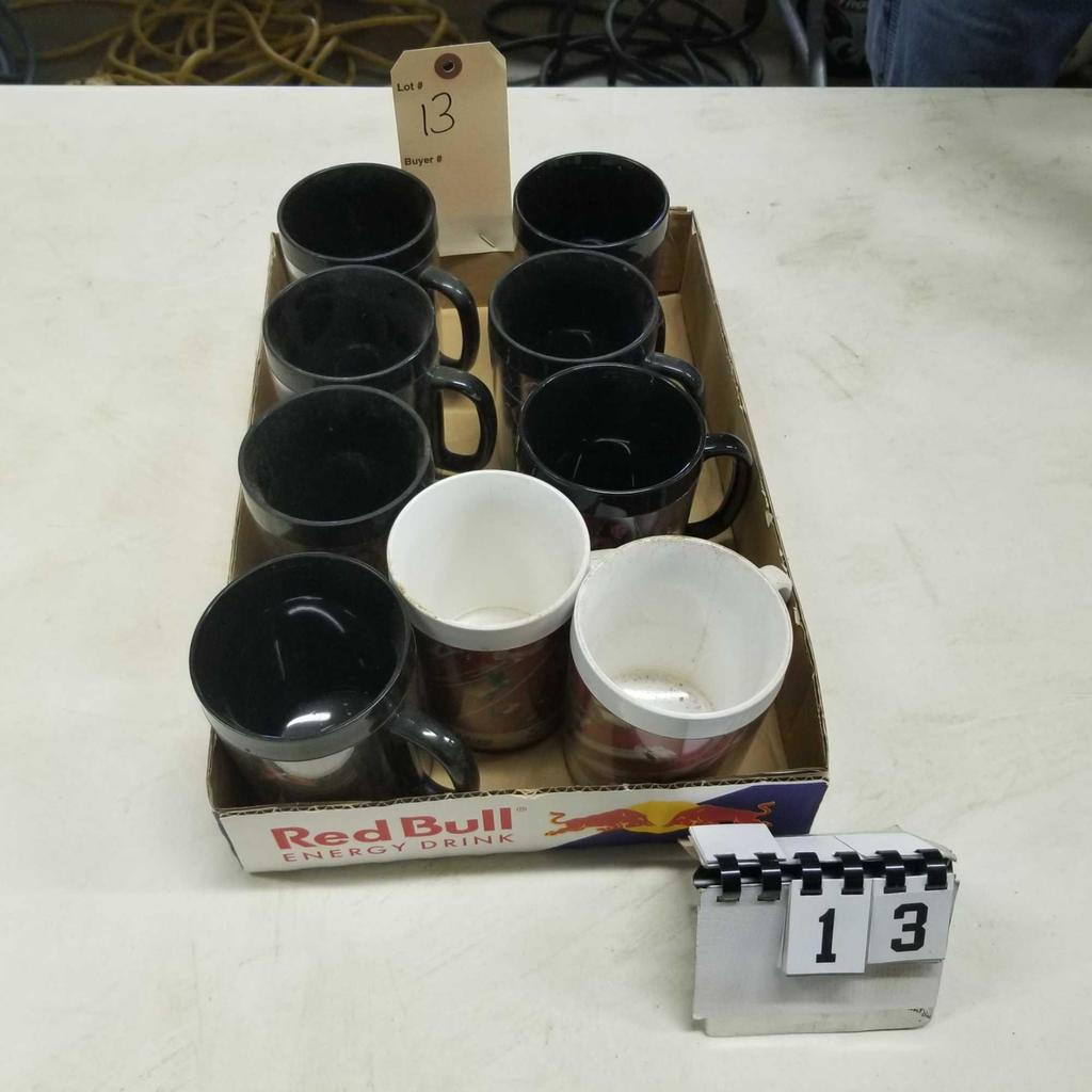 SNAP ON Tool Mates Thermo Cup Assortment