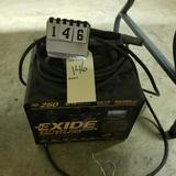 Exide Battery Charger 6/12 Volt, Charge and Boost