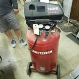 CRAFTSMAN 2hp 33 Gallon Portable Air Compressor
