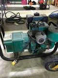 POWERMATE 4000 w Portable Gas Powered Generator
