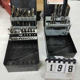 Assortment High Speed Drill Bits and Indexes